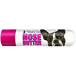 The Blissful Dog Boston Terrier Nose Butter, 0.15-Ounce