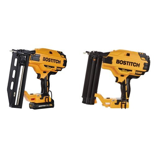 BOSTITCH BCN662D1 20V Max 16 Ga Straight Finish Nailer