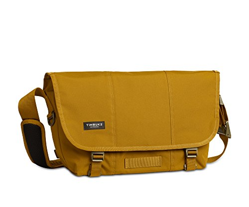 Timbuk2 Flight Classic Messenger Bag, Brass/Army, M, Brass/Army, Medium ()