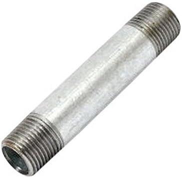 Anvil 3//4 X 6 Galvanized Steel Pipe Nipple