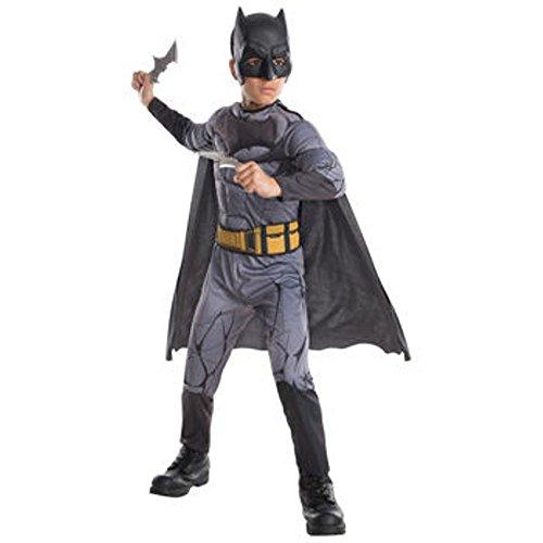 [DC Comics Batman Muscle Costume ~ Size 8/10] (Muscle Batman Costumes)
