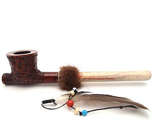 Mr. Brog Lakota Tobacco Pipe - Model No: Indian