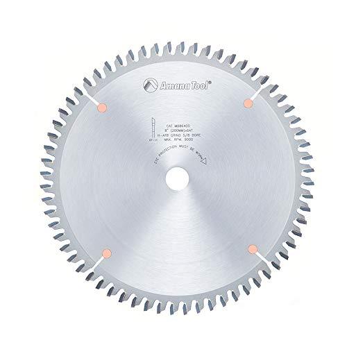 Disco Sierra AMANA MB86400 Melamina de doble cara con bord