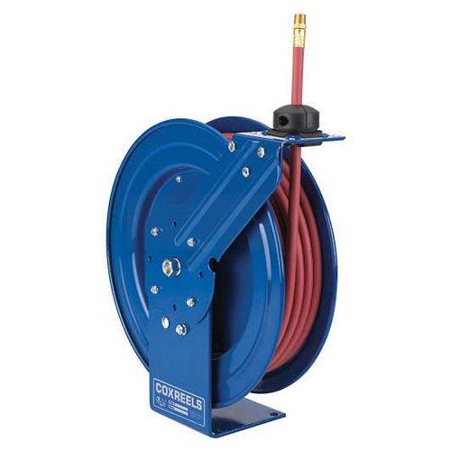 Coxreels P-LPL-425 Low Pressure Retractable Air/Water/Oil...