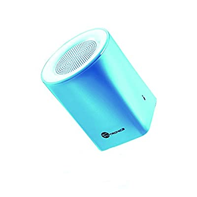 Upgraded version - Bluetooth Speakers TaoTronics Wireless Speaker Portable Speaker
