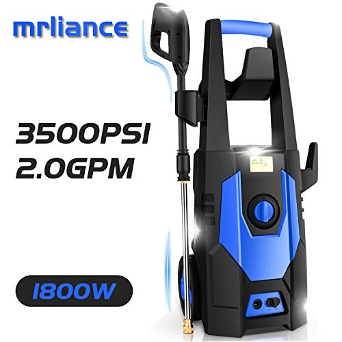 mrliance 3500PSI Electric Pressure