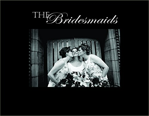 Infusion Gifts 9035-SB The Bridesmaids Photo Frame, Small, Black