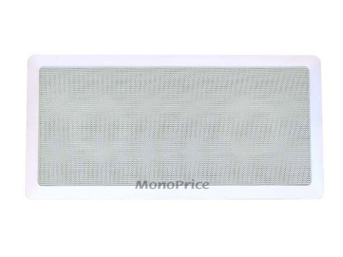 Monoprice Caliber In Wall Center Channel Speaker Dual 5.25 Inch (single) - 104881