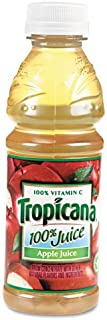 product image for Tropicana : Apple Juice, 10-oz. Plastic Bottles, 24 per Carton -:- Sold as 2 Packs of - 24 - / - Total of 48 Each