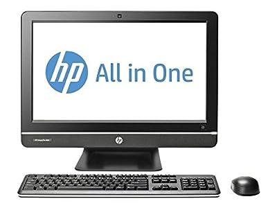2017 HP 20 Inch Business Desktop Pro 4300 All-in-One Desktop?Intel Quad Core i5-3470S 2.9GHz Processor, 8GB RAM, 500GB HDD, Wi-Fi, USB 2.0, Webcam, DVD RW Drive, Windows 10 (Certified Refurbished)