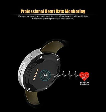 Road lemfo dm360 mtk2502a 1,22 Pulgadas Bluetooth Smart Reloj ...