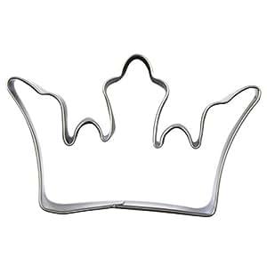 Eoonfirst Crown Cookie Cutter