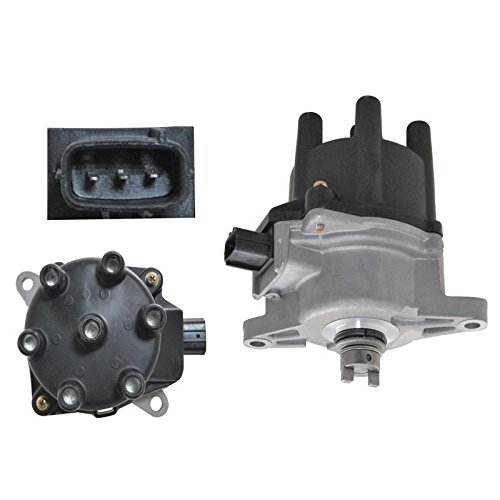 1997 Acura Cl Distributor (Parts Player New Distributor Fits Acura CL Honda Accord V6 1997 1998 1999 3.0 V6 D6P96-01)