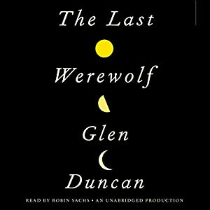 The Last Werewolf Hörbuch