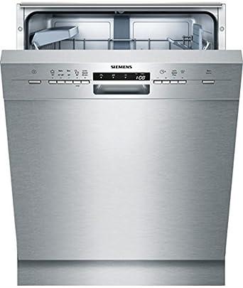 Siemens SN45P532EU lavavajilla Bajo encimera 13 cubiertos A ...