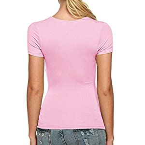 Canifon Women's T-Shirts Short Sleeve Halter Casual Blouses Solid Color Hollow Loose Large Size Summer Retro Tunic Tops