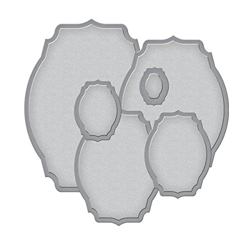 Spellbinders S4-418 Nestabilities 'Labels Thirty-Six' Scrapbooking Template