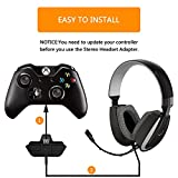 Stereo Headset Adapter for Xbox One