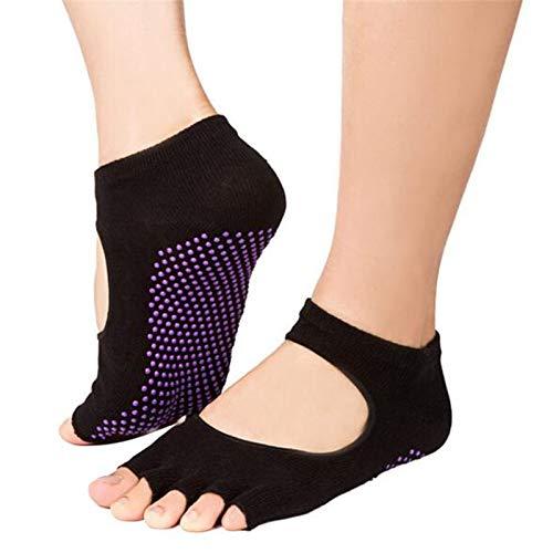 Wall of Dragon Silicone Socks Anti-slipMassage Foot Care Tool Yoga Sport Health Sock Orthopedic Shoes For Women