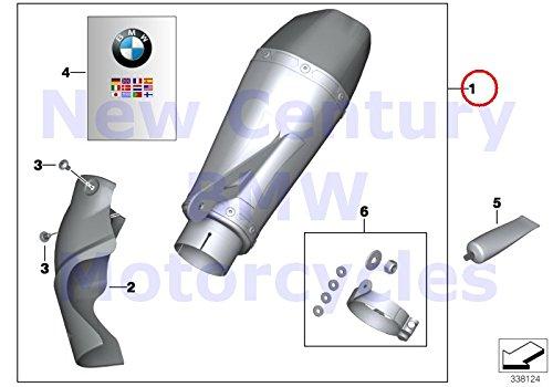 BMW S1000RR Akrapovic Sport Silencer