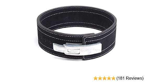caad93af Amazon.com : Inzer Advance Designs Forever Lever Belt 10MM : Sports &  Outdoors