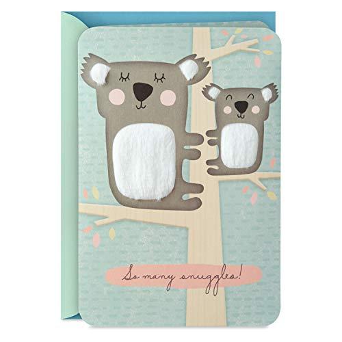 Hallmark Baby Shower Card (Koalas, So Many