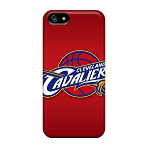 For Iphone Cases, High Quality Cleveland Cavaliers For Iphone 5/5s Covers Cases