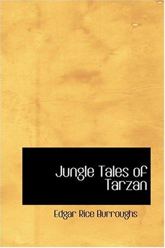 Download Jungle Tales of Tarzan pdf epub