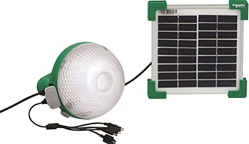 Schneider Electric Sc5aeplbsu12w Lampe Mobile A Recharge Solaire