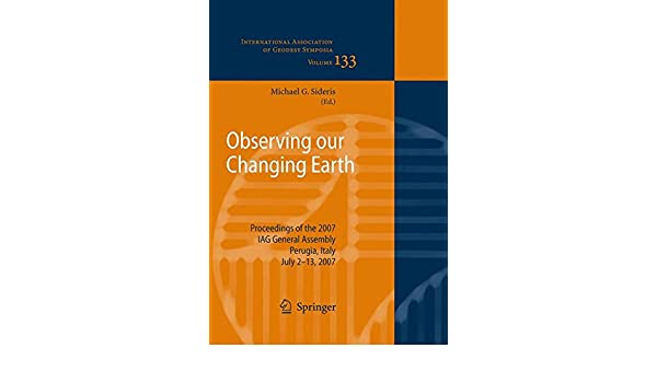 Observing our Changing Earth