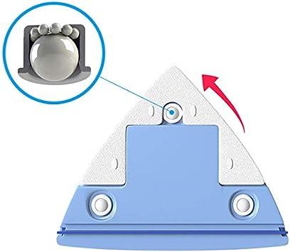 QINAIDI Paño de Vidrio de Doble Cara para acristalamiento Simple ...