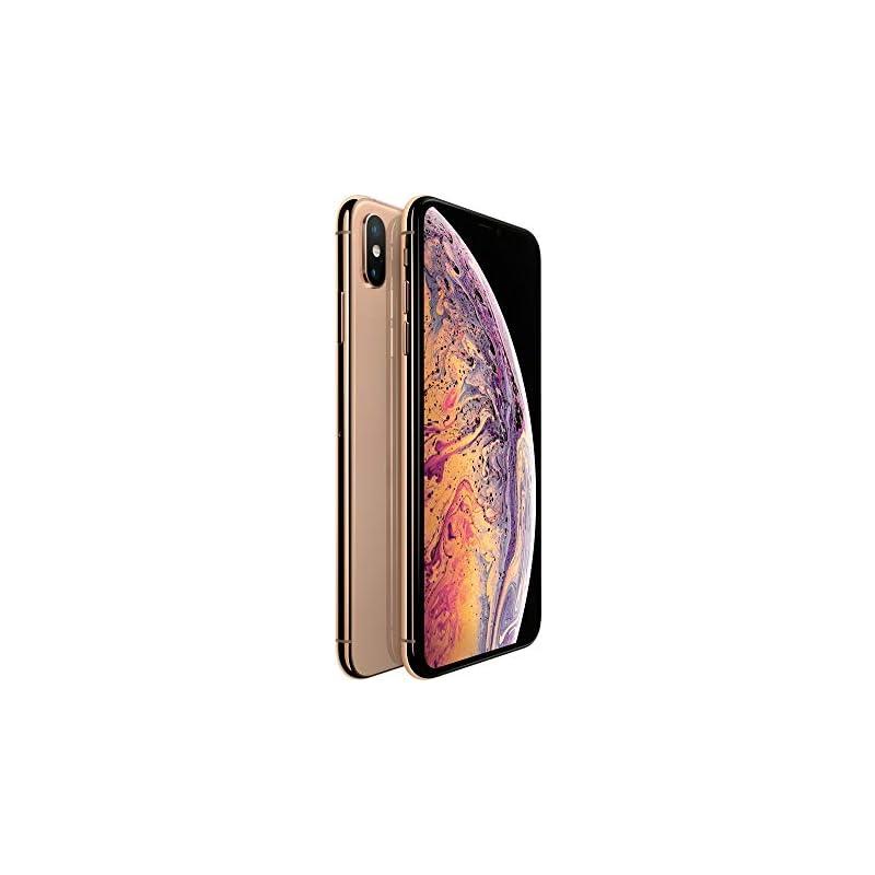 "Apple iPhone XS Max, Fully Unlocked 6.5"""