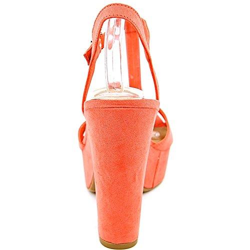 Coral Jamie Frauen Rag Platform Leger Sandalen Offener Zeh American c4BpxqHZwH