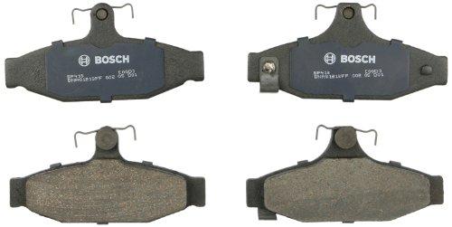 - Bosch BP413 QuietCast Premium Semi-Metallic Disc Brake Pad Set For Chevrolet: 1989-1997 Camaro, 1988-1996 Corvette; Pontiac: 1989-1997 Firebird; Shelby: 1999-2000 Series 1; Rear