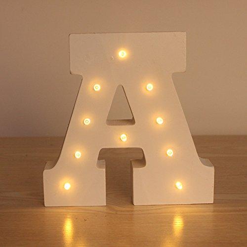 led light letters - 6