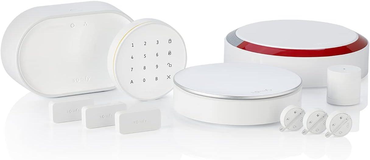 Nouvelle Home Alarm Advanced Plus | Alarme maison sans fil connectée avec...