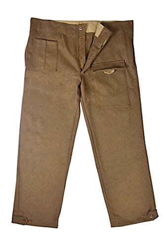 - warreplica WW2 Reproduction British 37 Pattern Battle Dress Uniform Trousers (BDU)