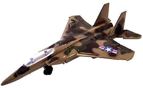 "(InAir Diecast 4.5"" F-15 Eagle)"