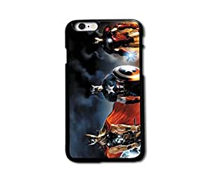 Tomhousomick Custom Design Avengers: Age of Ultron Scarlet Witch Spider-Man Captain America The Hulk Thor Ant-Man Black Widow Iron Man Case Cover For iphone6 4.7 5.5 inch 5.5