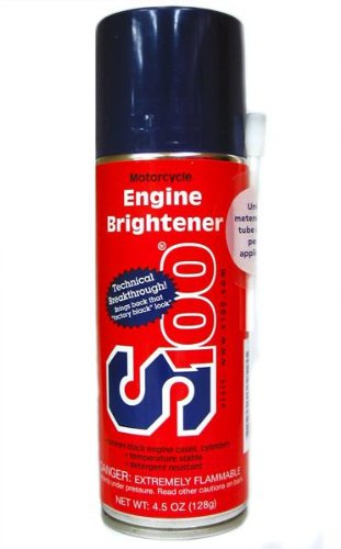 Brookside Import Spec S100 Engine Brightener - 4.5oz. Aerosol 19200A