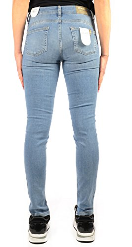 LIUJO LIUJO BLUE DENIM BLUE DENIM Femme Jeans EwqHCa6w