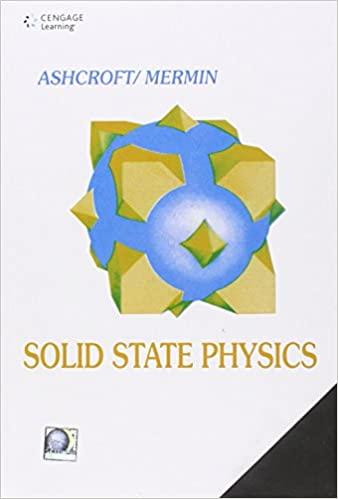 Solid State Physics Ashcroft Mermin Pdf