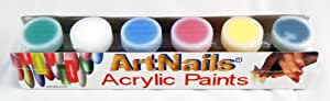 Art Nails Acrylic Paints