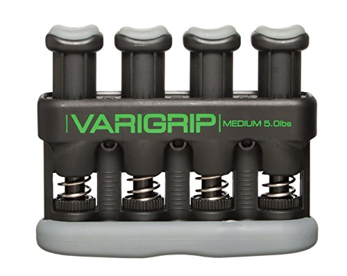 UPC 714905022455, CanDo Varigrip Hand Exerciser, Medium Green