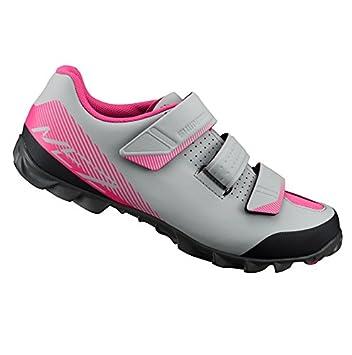 Shimano SHME2PG400WG00 - Zapatillas Ciclismo, 40, Gris, Mujer: Amazon.es: Deportes y aire libre