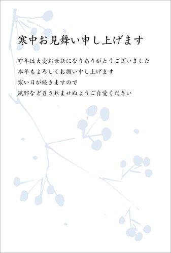 [해외]중 문 병 편지余寒 문 병 포스트 카드 (꽃) (중 문 병 (가로 5 매입)) / Cold in the winter postcardYoyokamu post card (also like flowers) (in the winter (5 pieces))