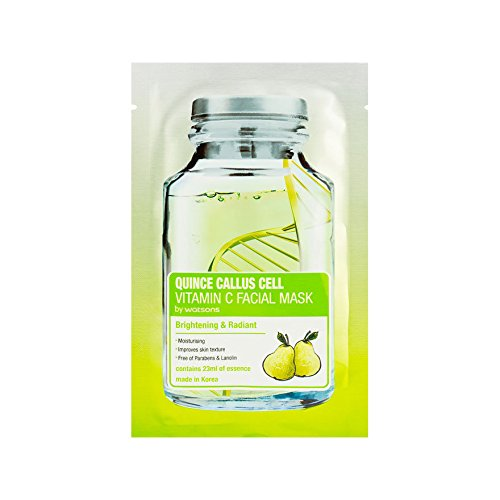 [Watsons Quince Callus Cell & Vitamin C Facial Mask 1 Pcs 250853 Created by 287] (Doctor Watson Costume)