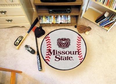 (Fanmats Missouri State Baseball Mat 27