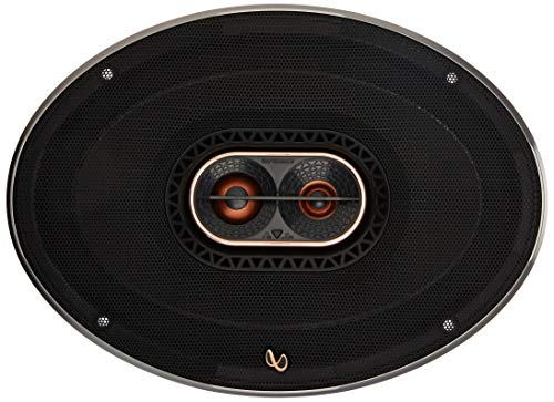 Infinity REF-9623ix 300W Max 6' x 9' 3-Way Car Audio Speaker with Edge-Driven, Textile Tweeters