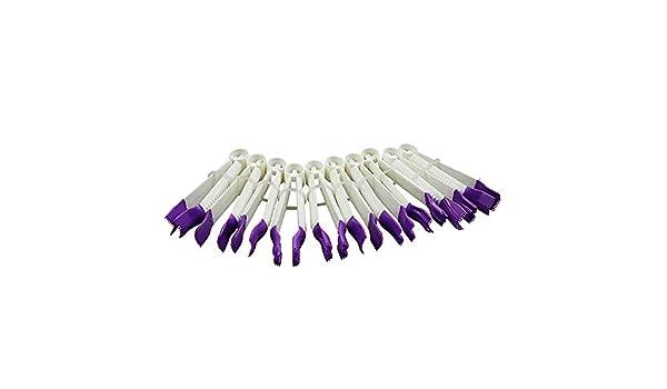 Ypypiaol - Juego de 10 herramientas para decorar la repostería con ...